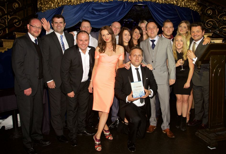 Sales Team of the Year 2015