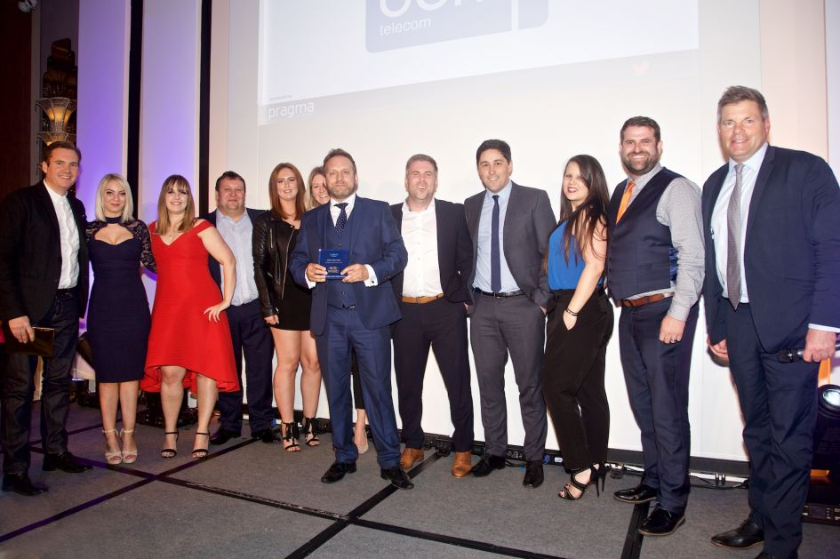 Callcloud Winners Social Media Campaign of the Year 2018