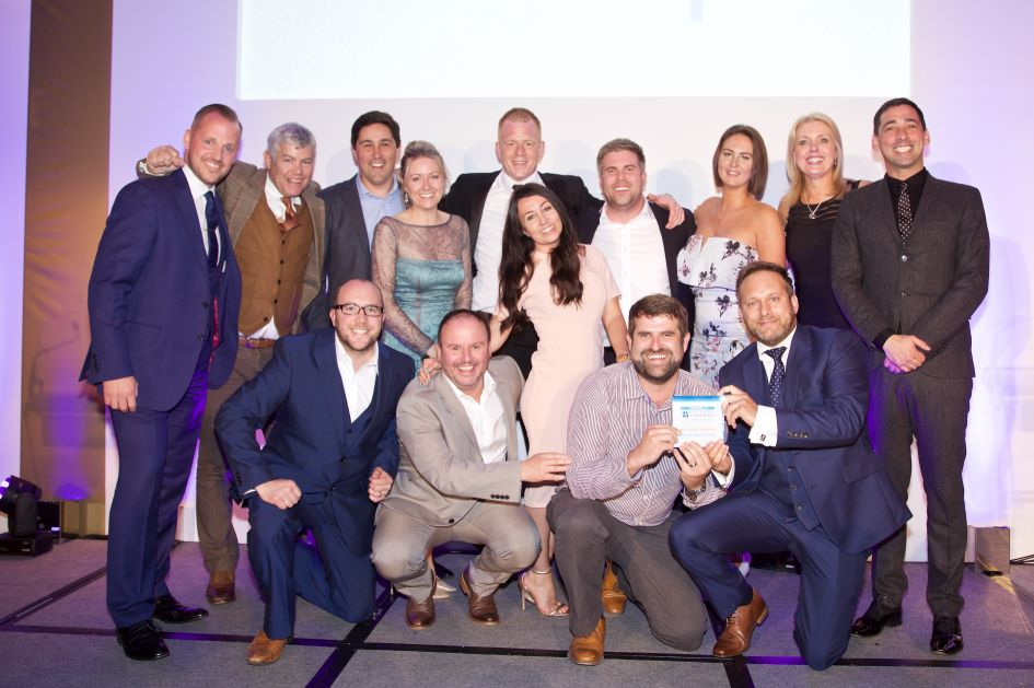 Comms Dealer Best Place to Work 2017